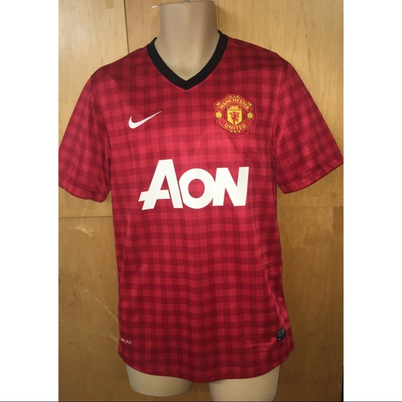 size 40 7ed2f 0800b Brand new Authentic Man United Home jersey NWT